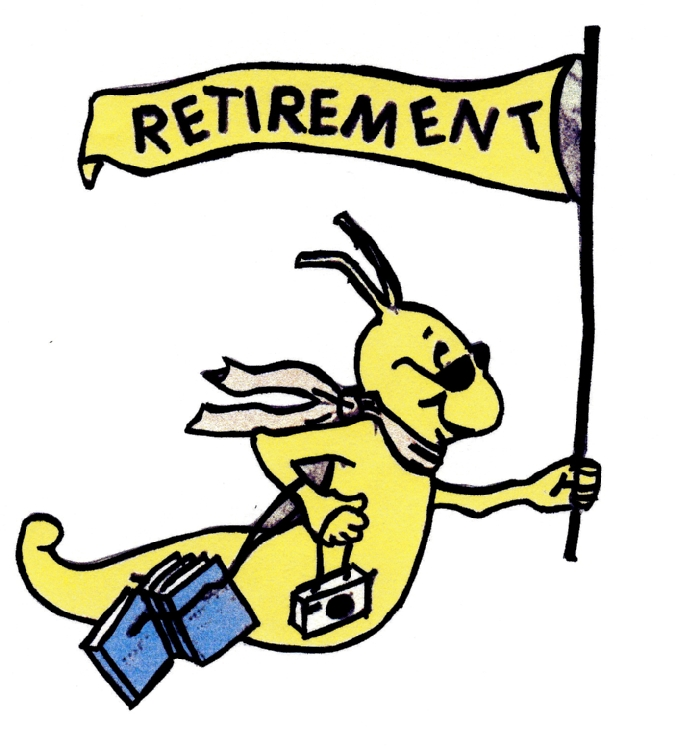 Retirement Slug
